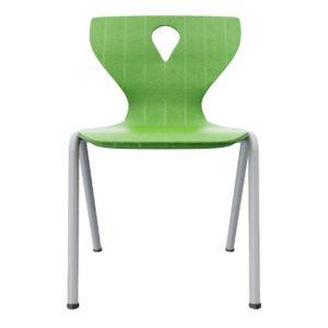 A Ayak Monoblok Yemekhane Sandalyesi