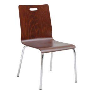 Kontra Monoblok Yemekhane Sandalyesi