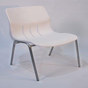 Plastik Monoblok Yemekhane Sandalyesi