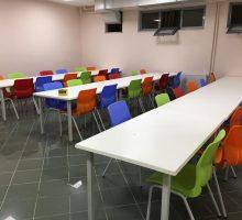 Plastik Sandalyeli Yemekhane Masa Takımı (1)