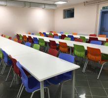 Plastik Sandalyeli Yemekhane Masa Takımı (3)